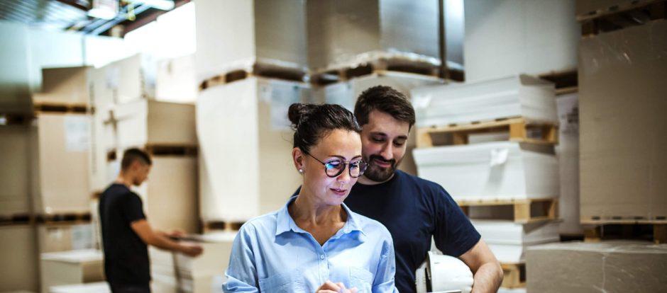 Como melhorar o controle de estoque de mercadorias da empresa